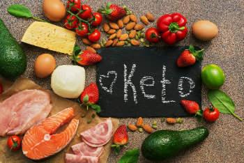 ketogén diéták menü receptek vélemények eredmények